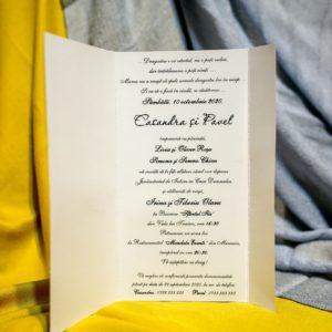Invitatii de Nunta - BC207 - shop.cheerup.ro