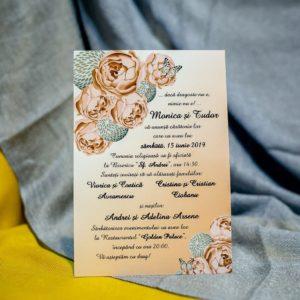 Invitatii de Nunta - BC224 - shop.cheerup.ro