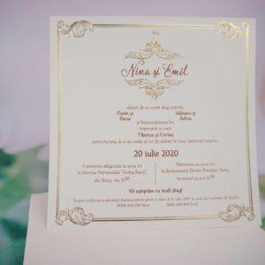 Invitatii de Nunta - PS1134 - shop.cheerup.ro