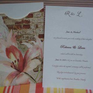 Invitatii de Nunta - PS17062 - shop.cheerup.ro